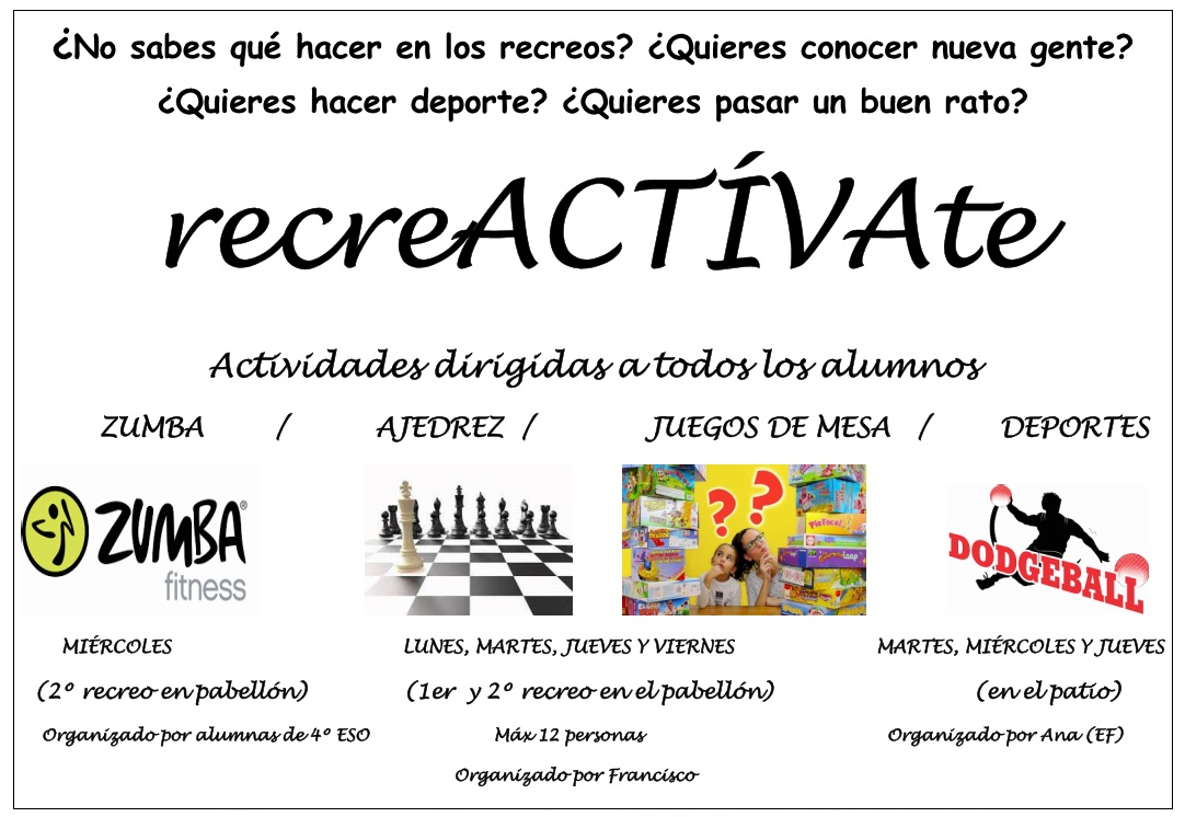 RecreActívate